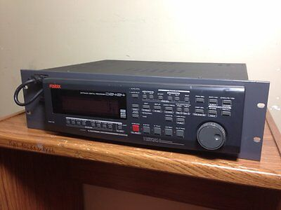 Fostex D2424 24 Track digital recorder