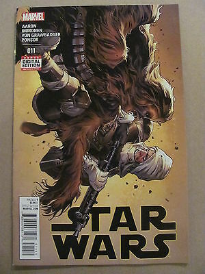 Star Wars #11 Marvel Comics 2015 Series 1st Print 9.6 Near Mint+