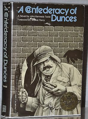 Confederacy Of Dunces~*signed* W. Large Inscription, John Kennedy Toole's Mother