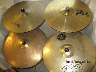 20 inch  Ride cymbal zildjian/paiste/stagg/meinl and stand