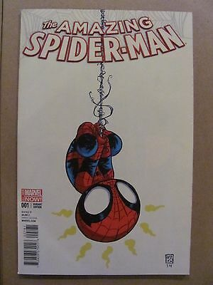 Amazing Spider-Man #1 Marvel 2014 Series Skottie Young Variant 9.6 Near Mint+