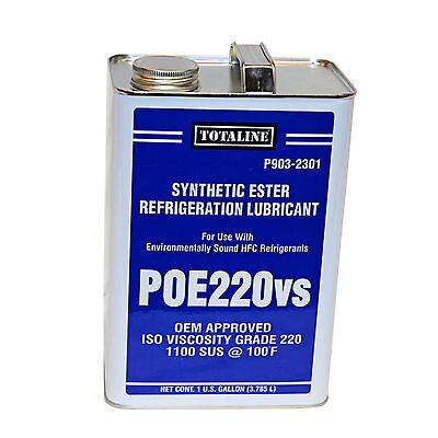 Carrier Products Poe Oil 1Gal. OEM P903-2301
