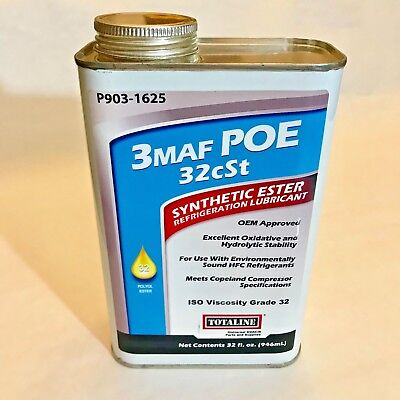 P903-1625 Carrier POE Oil 1 Quart
