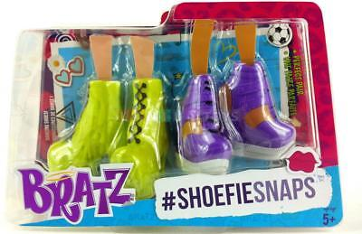 MGA Entertainment Puppenzubehör MGA - Bratz Shoefie Snaps Pack Dancing Shoes