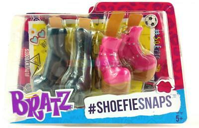 MGA Entertainment Puppenzubehör MGA - Bratz Shoefie Snaps Pack Love My Boots