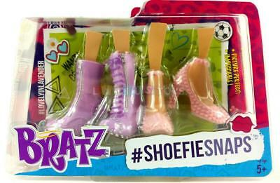 MGA Entertainment Puppenzubehör MGA - Bratz Shoefie Snaps Lovely In Lavender