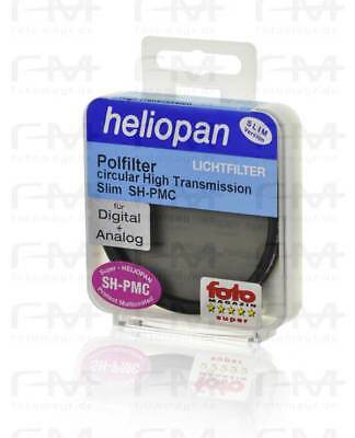 Heliopan Polfilter 8098, Ø 49 x 0,75 mm High Transmission circular SH-PMC Slim