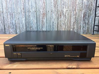 Serviced NEC VN-22 Video Recorder Player No REMOTE VHS Player VCR