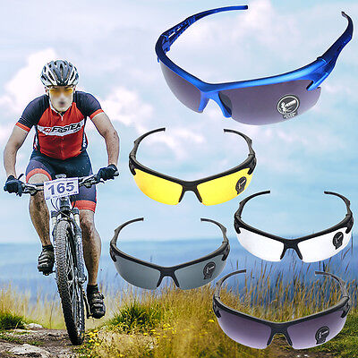 Outdoor Sport Cycling Bicycle Riding Sun Glasses Eyewear Goggle UV400 Lens