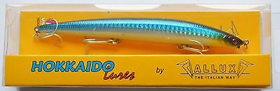 ARTIFICIALLE HOKKAIDO LURES ALLUX SUPER SHAD 150F 150mm 23gr F ANCHOVY -H06