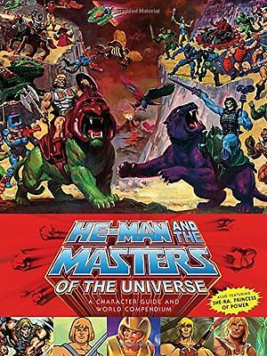 He-Man and the Masters of the Universe Book by Staples Val Hardback