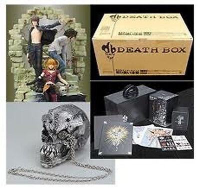 DEATH BOX DEATH NOTE Premium Japanese Package FULL COLLECTION - EXTREMELY RARE