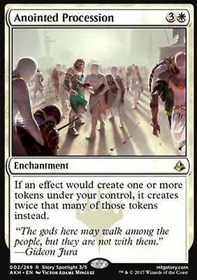 *MRM* ENG 4x Anointed Procession - Procession consécratrice MTG Amonkhet