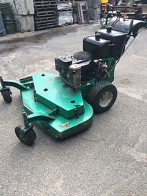 "Lesco 48"" walk behind hydro mower"