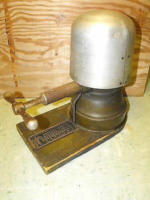 Vintage Garve Deluxe Hat Stretcher Machine Made in New York Antique