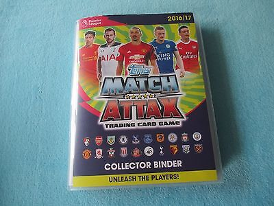 Match Attax 2016/17 *COMPLETE MASTER SET* ALL 633/633 Cards 16-17 ALL MINT!!