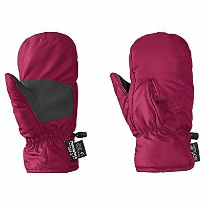 Jack Wolfskin Easy Entry Muffole da bambini , Bambini, EASY ENTRY MITTEN (q1W)