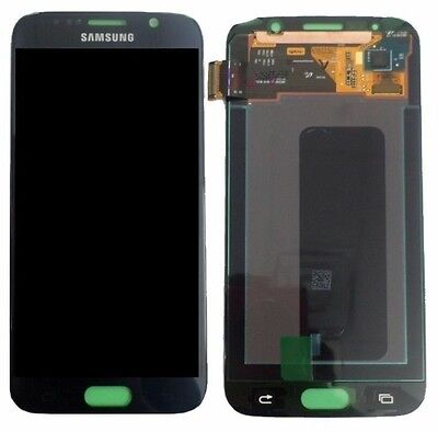 OEM Replacement Samsung Galaxy S6 G920 G920A G920T  blue LCD Touch Digitizer