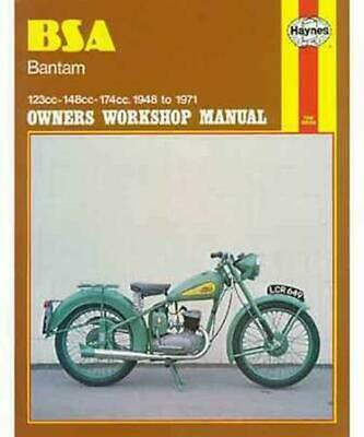 HAYNES MANUAL - BSA  Bantam (1948-71)