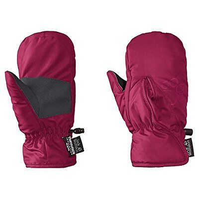 Jack Wolfskin Easy Entry Muffole da bambini , Bambini, EASY ENTRY MITTEN (A0Y)