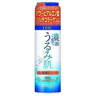 DHC Japan Toner Lotion Deep Hydration Collagen Hyaluronic Acid 180ml Moisture
