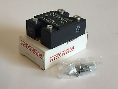*NEW* Crydom D1D40 40A Solid State Relay, 3.5-32V Input