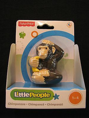 Fisher-Price Little People Chimpanzee Zoo Animal