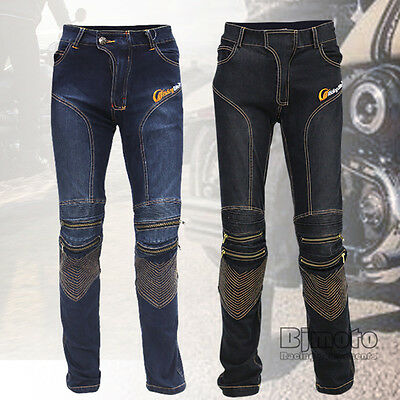 Riding Tribe Motorcycle Motorbike Protective Riding Pants Trousers Breathable