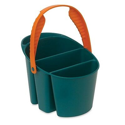 MIJELLO Water Bucket 2L (67oz) For Artists Paint Buckets Brush Washer