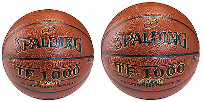 cb549526783 SPALDING TF-1000 CLASSIC Nfhs Basketball (29.5) Soft New -  63.25 ...