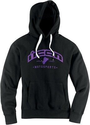 Icon Womens Flagrant Pullover Hoodie Hoody Girls Womens