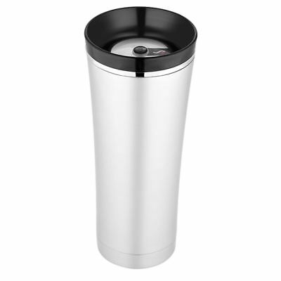 Thermos Sipp Vacuum Insulated Travel Tumbler - 16 oz. - Stainless Steel [NS105BK