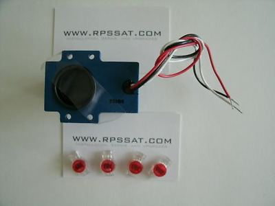 Chaparral Satellite Servo Motor for Polarity and Skew Control LNB Type Feedhorn