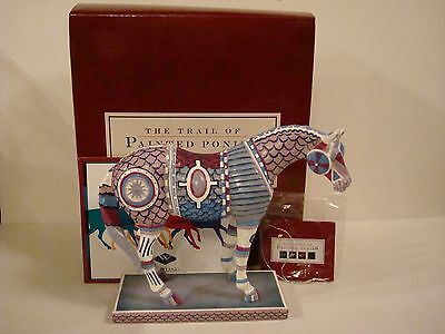 "TRAIL OF PAINTED PONIES ""PAINTED LADY""  1E/2024 Retired! Excellent Condition"