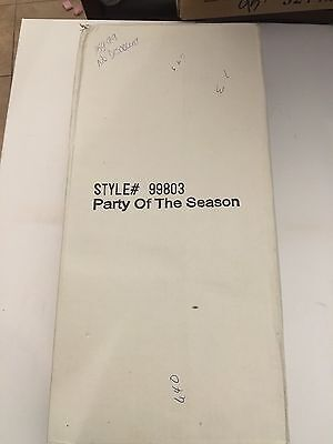 PARTY of the SEASON LE 1999 Premiere Tyler Wentworth Doll - Shipper Tonner