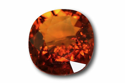 Grenat Spessartine Fanta 1.22 carat orange