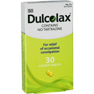Dulcolax tablets-odyl - Constipation Laxative 5mg bisac 30 tablets FAST DELIVERY