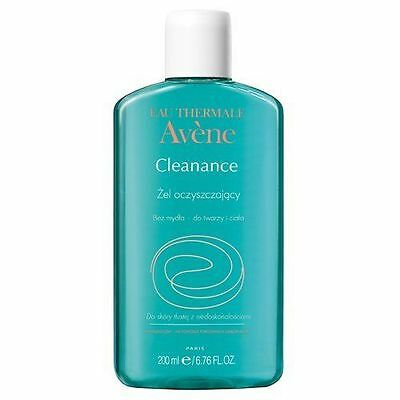 Avene Cleanance Cleansing Gel oily skin and acne 200 ml