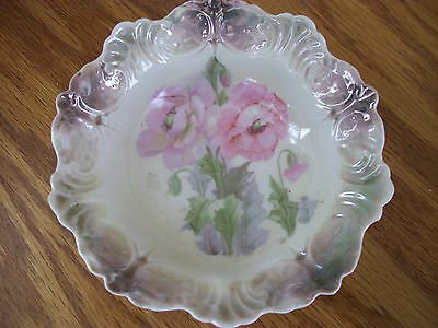 M. W. Co.  Handpainted Bowl  - Germany