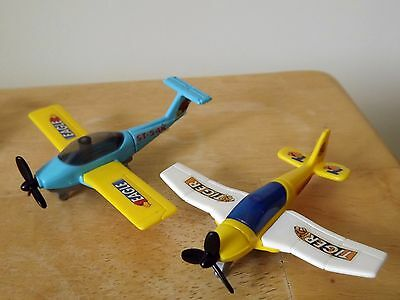 Kinder Ferrero Planes Collectibles