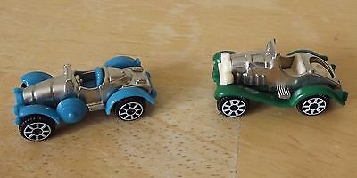 Kinder Ferrero Vintage Cars Collectibles