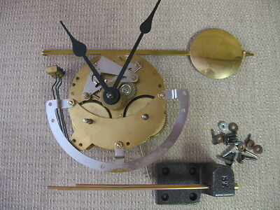 Vintage Seth Thomas Mechanical Chime Clock Movement – made in Germany