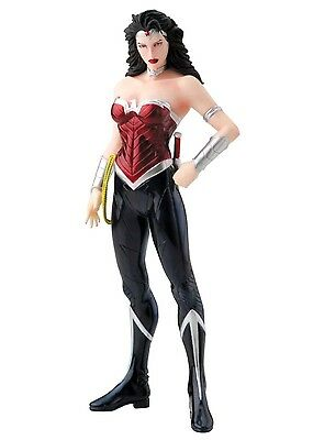 WONDER WOMAN Kotobukiya ARTFX Justice League NEW 52 1/10 Black PVC Figure/Statue