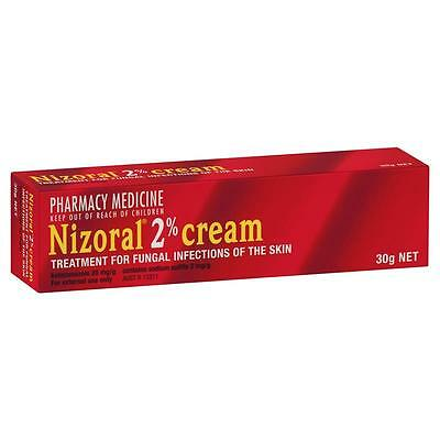 Nizoral Cream 30G Treatment For Fungal Infections Of The Skin