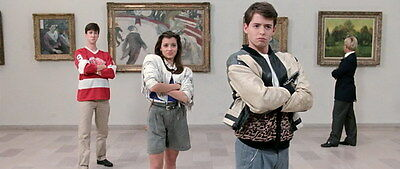 "009 Ferris Bueller Day Off - Matthew Broderick Classic USA Movie 33""x14"" Poster"