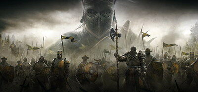 "021 FOR HONOR - Medieval War Action Fight Game 51""x24"" Poster"