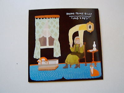 "Bonnie `Prince´ Billy Vinyl 7"" Single  ""Cold And Wet "" NEW"