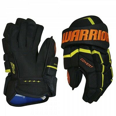 Warrior Covert Dolomite Hockey Gloves Sr Limited Edition