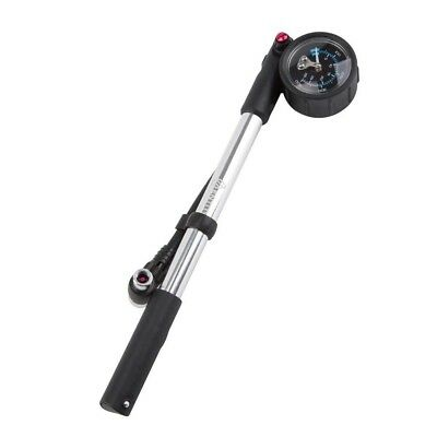 Entity SP15 Bicycle Shock Pump with Gauge NEW Bicycles Online
