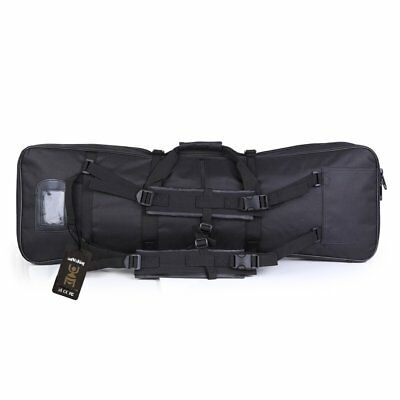"""Large Fishing Rod Shoulder Carry Bag Backpack Extendable 10"""" Heavy Duty Storage"""